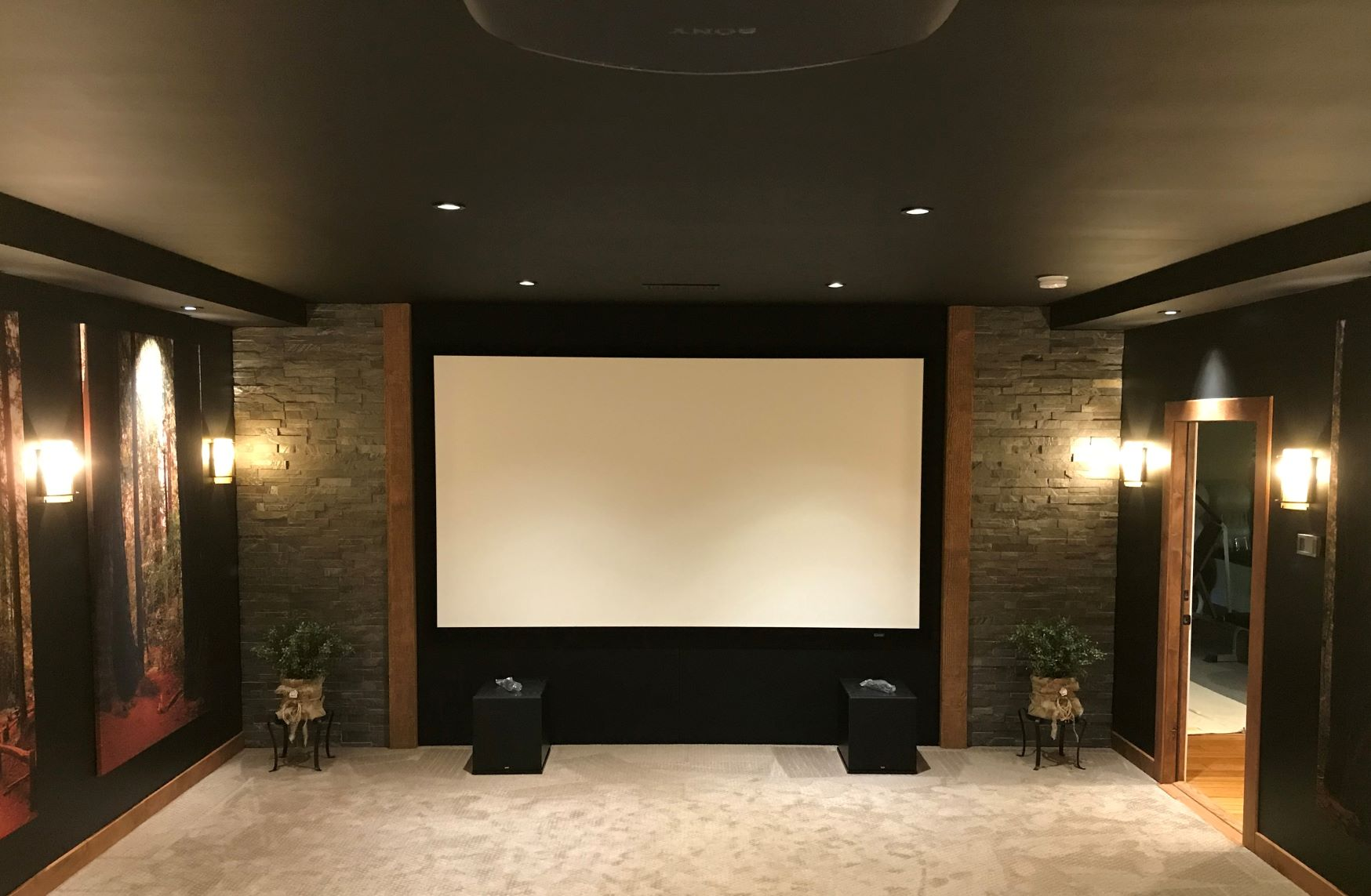 Redwoods Home Theater